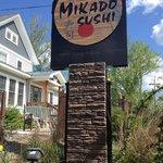 Mikado on Lakeshore DR.