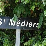 St. Médiers, le hameau perdu