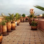 Roof terrace 2
