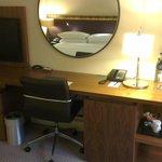 Workspace in room 657