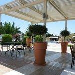 Terrasse ital. Restaurant