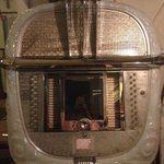 Awesome vintage juke box!
