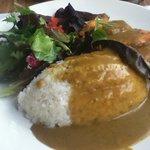 Yasai Katsu Curry (yummy!!)
