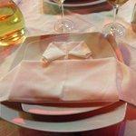 Stylish napkins
