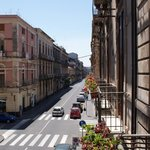 Via Umberto - Dal balcone