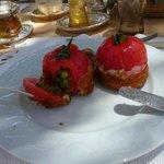 tomates farcies !