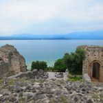 View of Lake Garda from Grotto