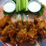 Yummy Butter Garlic Jumbo Wings
