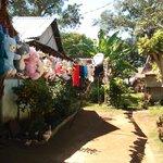 Il villaggio vicino