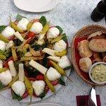 Antipasto Bellini (vegetarisch)