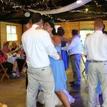 Wedding Reception at Camp Coffman