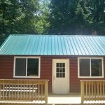 Oneida Rental Cabin at Camp Coffman