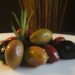 Warm Olives Tapas