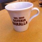 E x finire un buon caffe'!!!