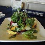 Spring orchard salad
