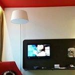 hotel tv...