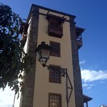 Torre do sino.