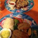 dinner : )