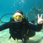 Scuba diving with Atlantis Diving Lanzarote