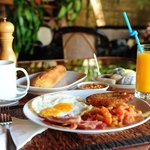 Full English Breakfast - for a great start of the day