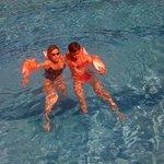 Cours de nage