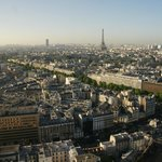 View of Paris during the day time