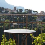 From our terrace to Ravello