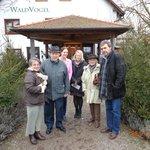 Obiad w restauracji Waldvogel