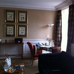 Nell Gwyyne suite.