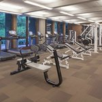 Workout at Midtown Fitness Center