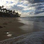 Пляж красивый