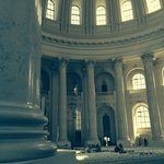 Beeindruckende Architektur.