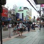 Khao San Road zone