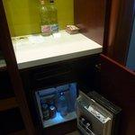 Kühlschrank/Minibar