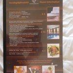 Hotel-Flyer