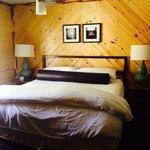 Bedroom of Junior Suite