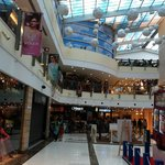 Shopping mall nearby