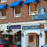 Lord Camden Inn Front Entrance