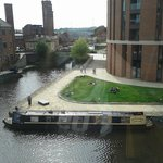 My view of the canal :)