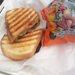 Delicious Panini selections!