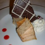 Pudding casero con vainilla de papantla