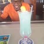 Marvin the mixologist