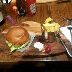 Lush bell burger!
