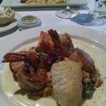 5 Fish Dinner