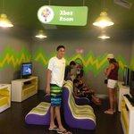 Playroom Xbox room