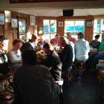 Nice atmosphere in Crookhaven Inn