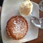 Dessert in Crookhaven Inn