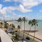 Vista da praia / Terraço