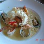 Seafood saute ($29).  Tasty but too salty.