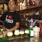 Hommel bier de Bélgica